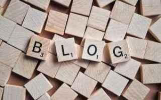 Blog: blogger  wordpress  tumblr  storify  medium