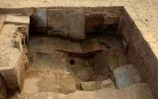 Storia: cina bagni archeologia scoperte