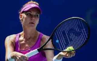 Tennis: tennis grand slam wta auckland