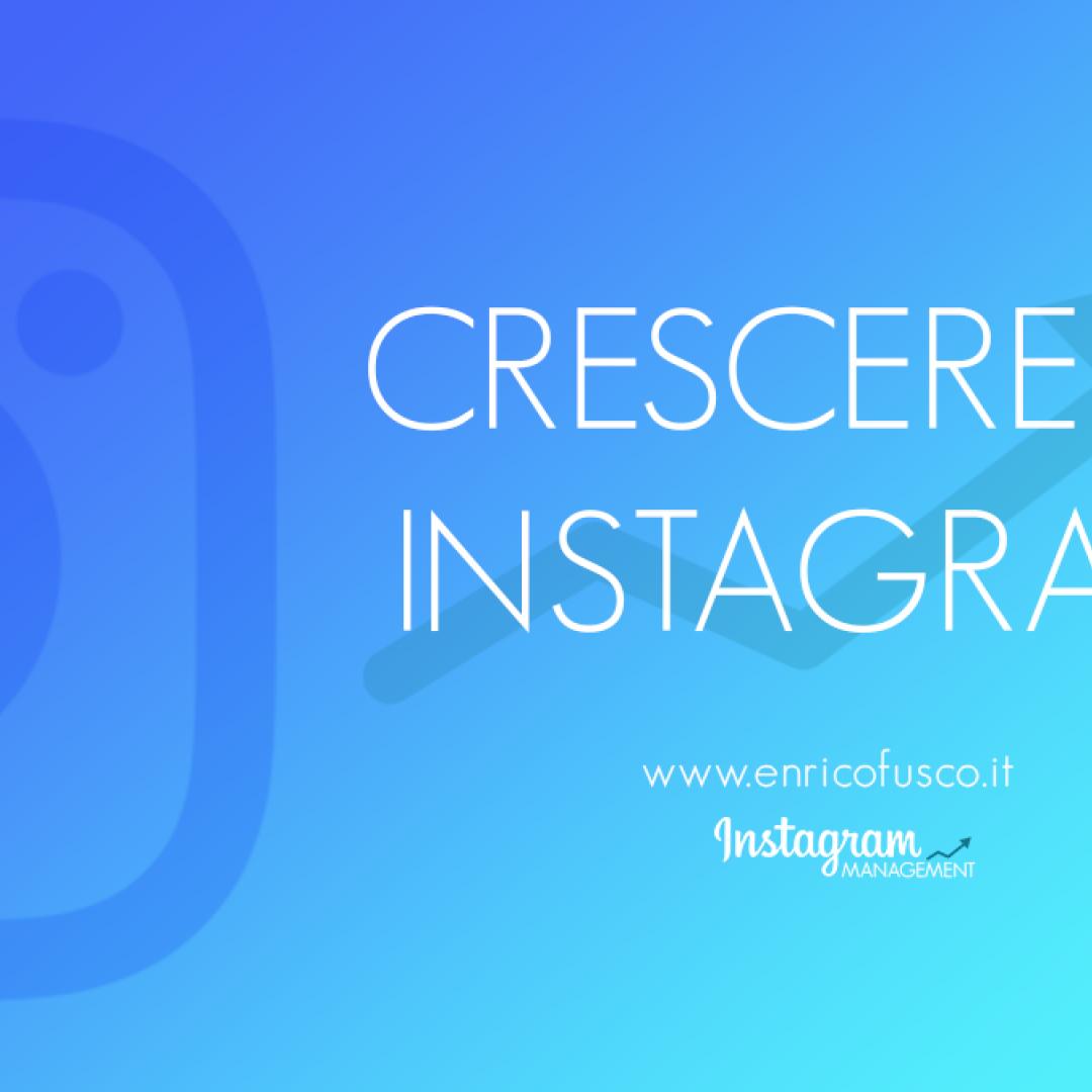 Trucchi per aumentare followers in Instagram