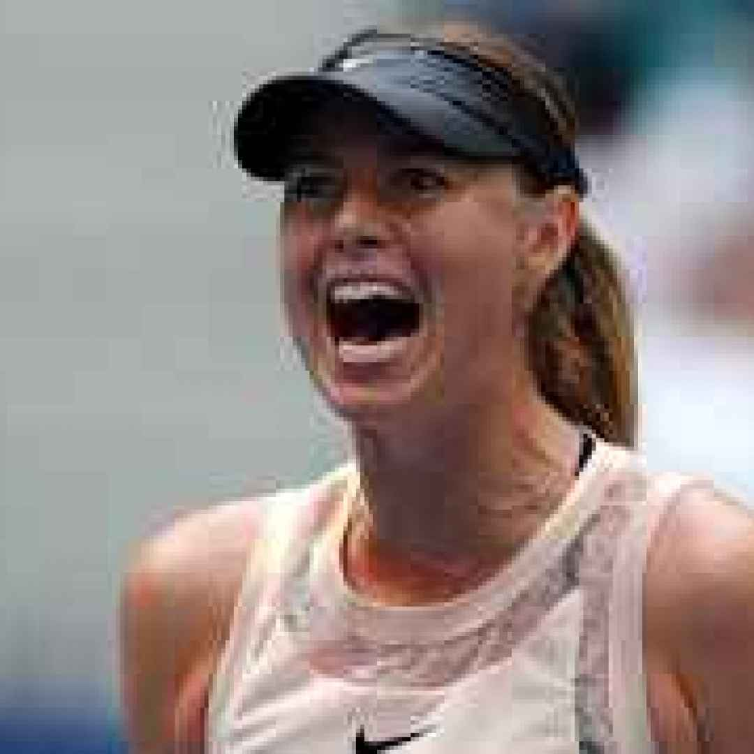 tennis grand slam wta shenzhen sharapova