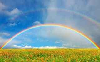 interpretazione sogni sognare arcobaleno