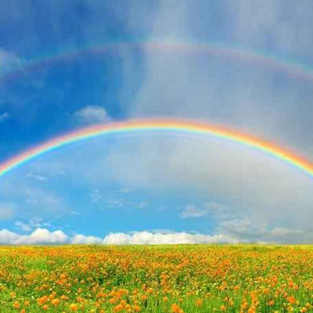 Cosa significa sognare l 39 arcobaleno simbolismo e - Immagini di gufi arcobaleno ...