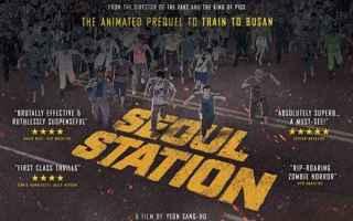 Cinema: seoul station zombie film animazione