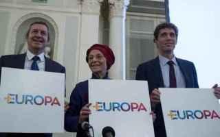 Politica: bonino  tabacci  +europa