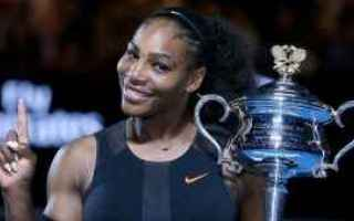 Tennis: serena williams  australian open