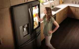 ces 2018  frigoriferi smart