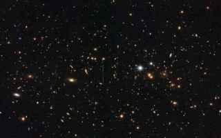 Astronomia: ammassi galattici  hubble