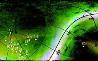 via lattea  alone galattico  stelle