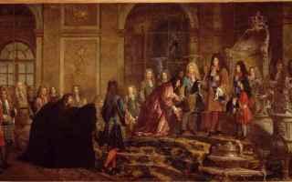 Storia: versailles servitori re francia