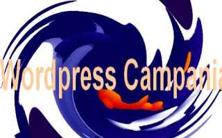 Blog: wordpress campania  wordpress  wp plugin