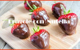 Ricette: ricette  nutella  dolci  facili  veloci