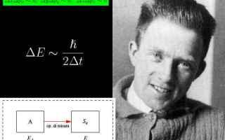In molti testi di meccanica quantistica si legge spesso che la cosiddetta relazione di indeterminazi