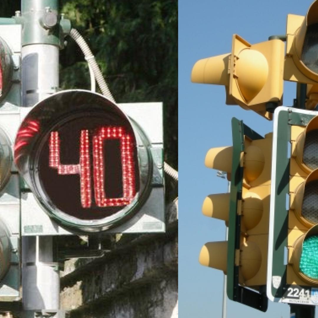 semafori  multe