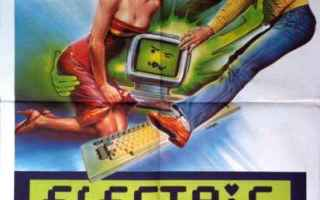 Cinema: film  anni 80  computer