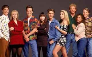 Televisione: beverly hills 90210