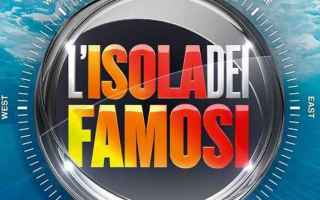 Televisione: isola