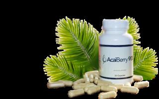Alimentazione: Le bacche di Acai berry per aiutare a perdere peso