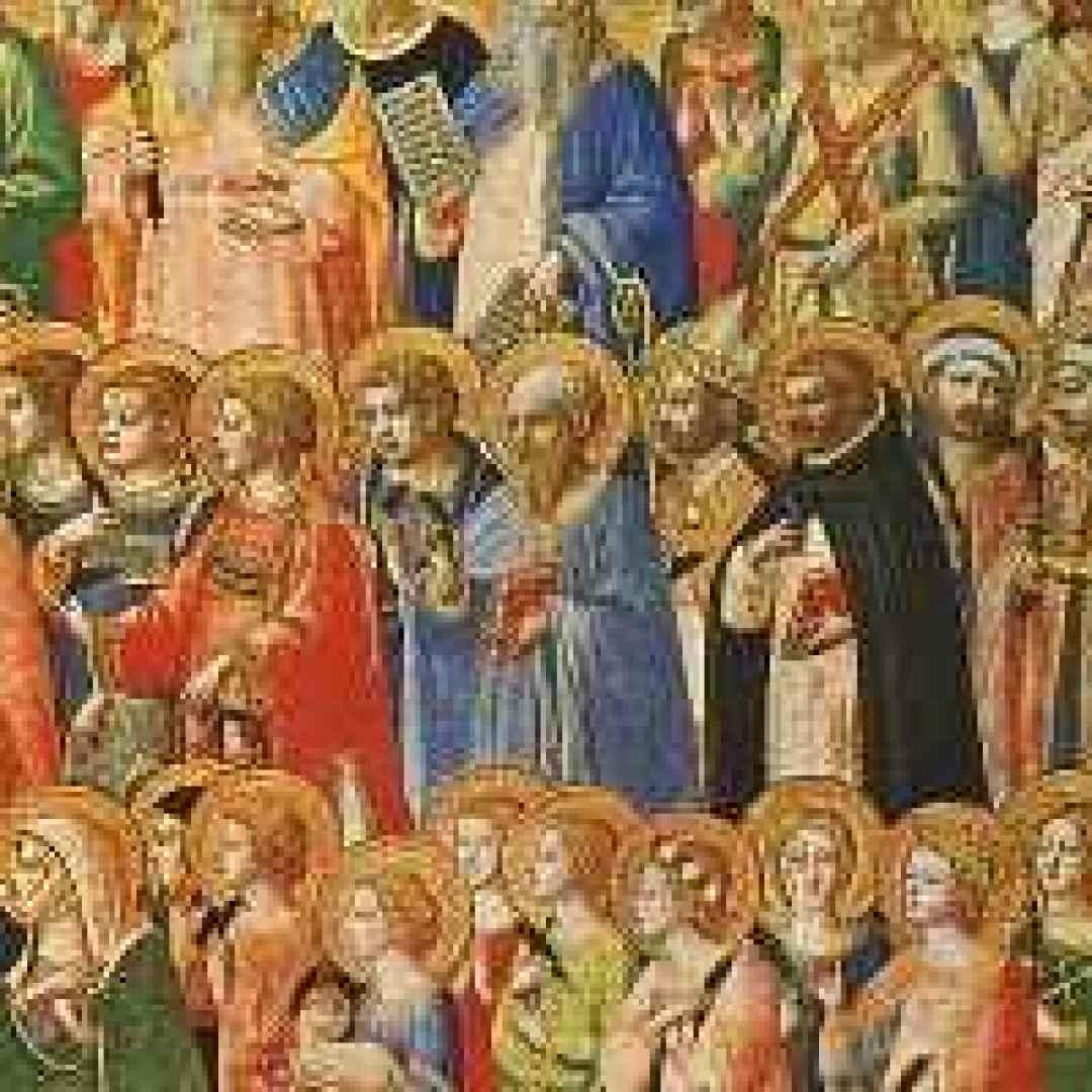 santi  beati  calendario