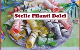 carnevale  ricetta  dolci