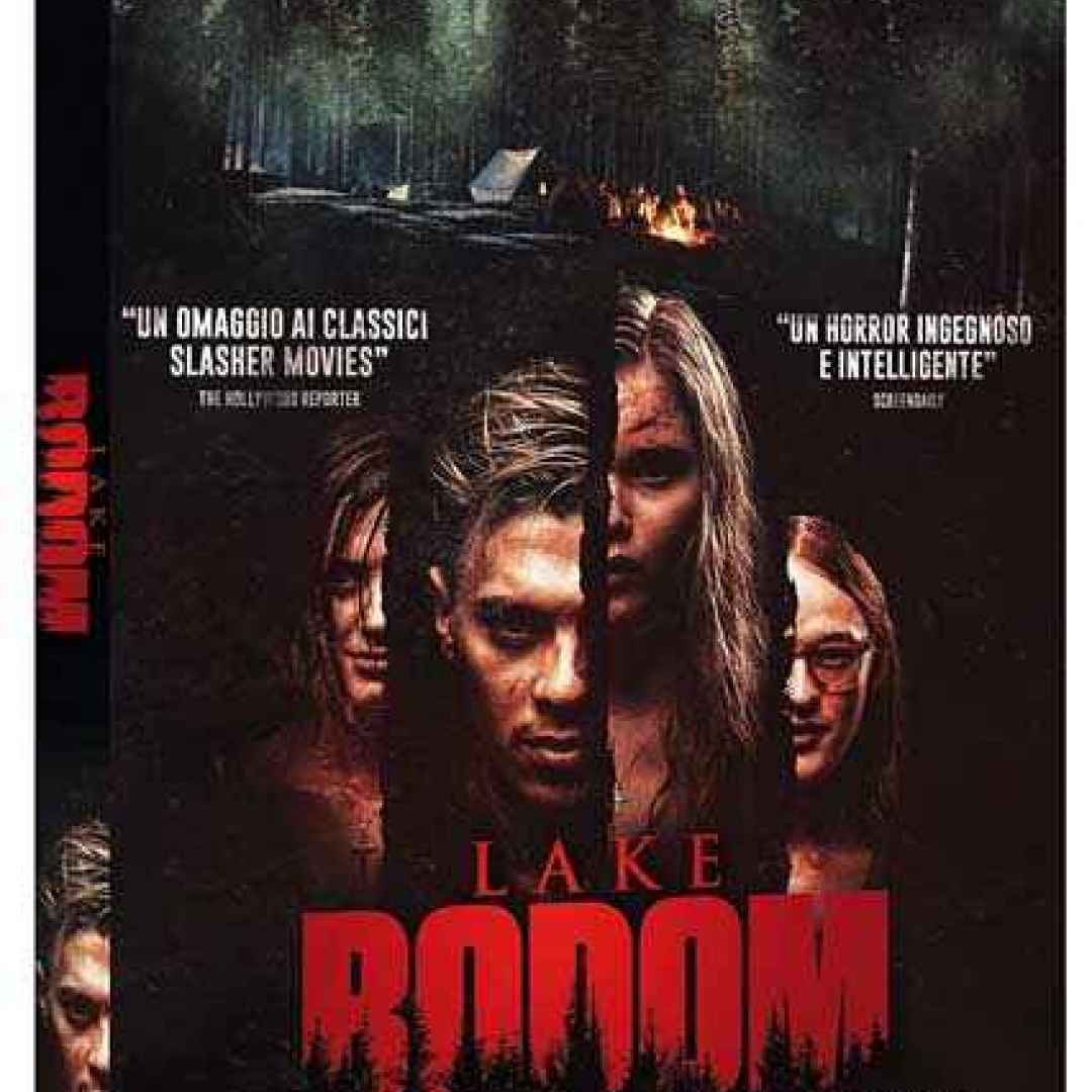lake boom film horror storia vera  dvd