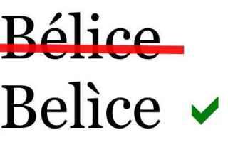 belice  friuli  pronuncia