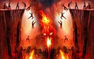 Psiche: interpretazione sogni  sognare inferno