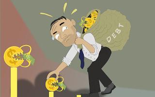 Economia: debiti