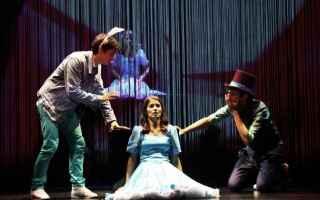 Teatro: Assisi: Al teatro Lyrick il 20/01 arriva la favola di Chiara Noschese, Le avventure di Alice nel Paese delle Meraviglie
