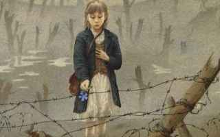 libri  bambini  shoah  giorno memoria