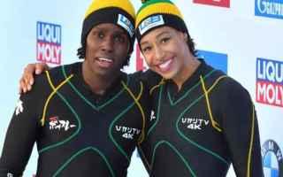 Sport Invernali: bob  giamaica  olimpiadi  pyeongchang