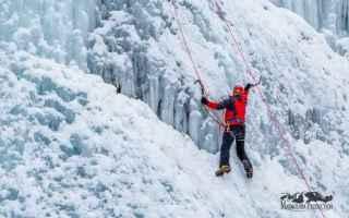 Viaggi: viaggi  borghi  sottoguda  ice climbing
