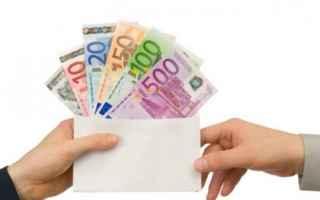 Lavoro: stipendi  tracciabilità