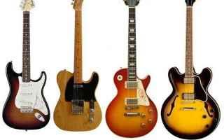 chitarre elettriche  rock  musica