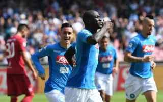 Serie A: #koulibaly   napoli   record