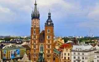 Foto: cracovia  omaggio visivo  polonia