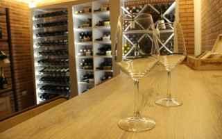 Gastronomia: vino  cantinette