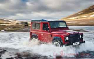 Automobili: defender  land rover