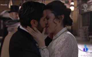 Soap TV: Una Vita, anticipazioni trame spagnole 2018: matrimonio ad Acacias 38