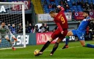 Calcio: roma dzeko  chelsea  news  mercato