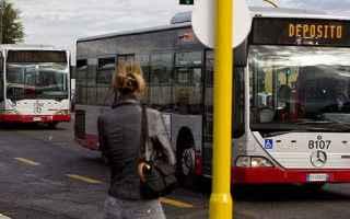Roma: atac  concordato  trasporto pubblico