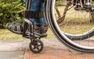 Notizie locali: romagna faentina  contributi  disabili