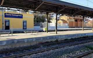 Notizie locali: castel bolognese  inaugurazione  rfi