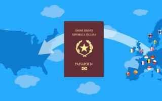 Viaggi: visa esta  stati uniti  visto  usa