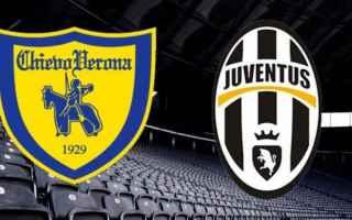 Serie A: juventus  chievo