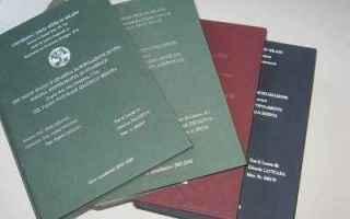 Una serie di consigli per poter scrivere in modo adeguato ed efficace l'indice della propria tesi