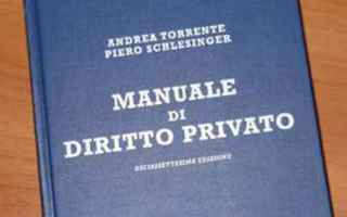 diritto privato università