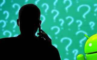 Android: id telefonate android privacy stalker