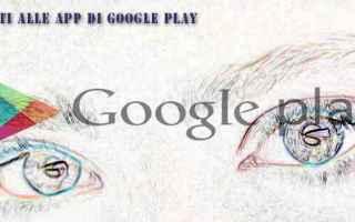 App: malware  google play  app  porno annunci