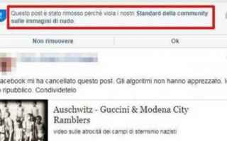 Facebook: facebook  olocausto